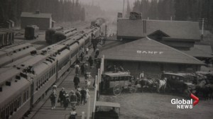 New life for the historic Banff train station