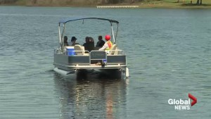 Lakeville Corner residents forced to use ferry service due to flood-damaged bridges