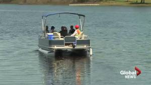 Lakeville Corner residents forced to use ferry service due to flood-damaged bridges (02:01)