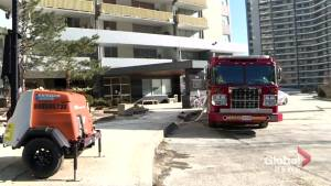 Conditions improving for residents of 260 Wellesley