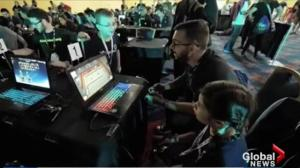 Extra Life event raising funds for Jim Pattison Children's Hospital Foundation