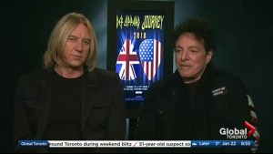 Def Leppard and Journey are going on tour!