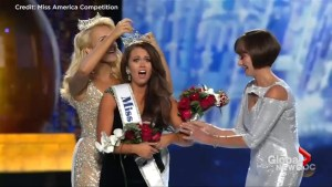 Miss North Dakota crowned 2017 Miss America