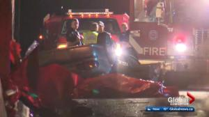 19-year-old killed in rollover on Edmonton's Low Level Bridge