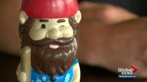 No place like gnome for stolen Calgary lawn ornament