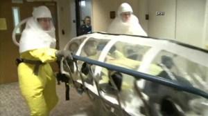 Ontario hospital isolates patient showing Ebola-like symptoms