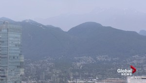 B.C. wildfires leave haze over Metro Vancouver