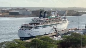 Church of Scientology cruise ship with measles-infected crew member returns to Curacao port