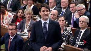 PM Trudeau hopes to ease concerns over U.S. softwood lumber tariff