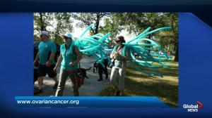 Ovarian Cancer Walk hopes to raise funds and bring awareness