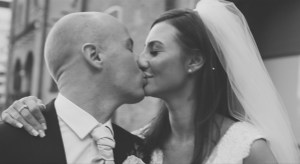 UK couple donated a wedding after groom is diagnosed with terminal cancer