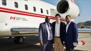 Trudeau's trip to Bahamas cost 70 per cent more than disclosed (02:10)