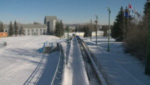 Final skeleton, bobsleigh World Cup concludes ahead of WinSport track closure