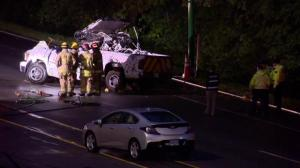 Three fatal crashes across Metro Vancouver in less than 12 hours