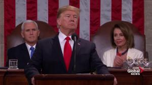 State of the Union: Trump says 'we will defeat AIDS' within 10 years