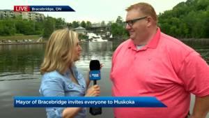Muskoka is open for visitors