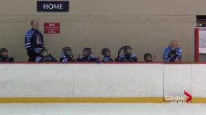 Hockey players rally around B.C. teammate with kidney disease