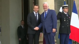 Quebec Premier Philippe Couillard says steel tariffs will hurt American consumers