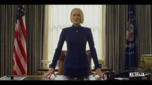 Trailer: House of Cards  – the final season