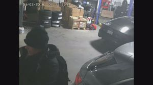 Man steals car in Regina on Oct. 3