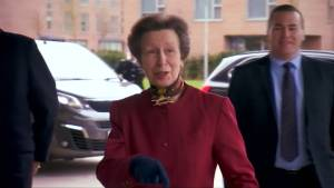 Princess Anne say she has 'no idea' how father Prince Philip faring after car crash