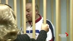 Chemical weapons watchdog backs U.K. on Novichok attack on Sergei Skripal, daughter