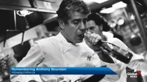 Winnipeg's culinary community remembers Anthony Bourdain