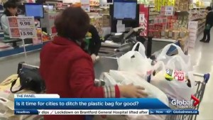 Should the rest of Canada ban plastic bags?