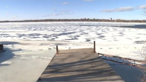 Man dies in ice boat collision on Bay of Quinte