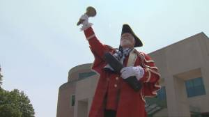 'Oyez, oyez': It's International Town Crier Day