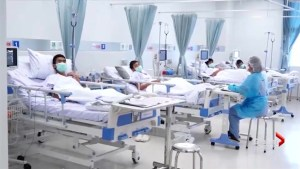 New video offers closer look at rescued Thai soccer team recovering in hospital