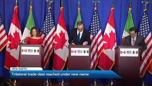 What we know so far about the new NAFTA deal
