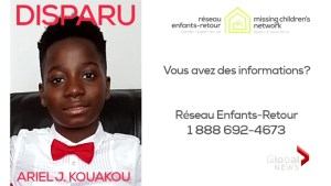 Holding out hope one year later for missing Ariel Kouakou