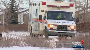 Not enough ambulances available for Alberta patients in need of help: EMS Union