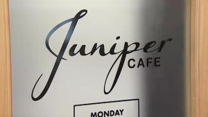 Owners at Juniper Cafe, say they've spent years tolerating what they describe as being 'terrorized' by the Tett Centre's board