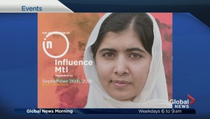 Influence MTL 2018 x Malala