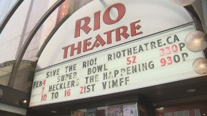 Supporters holding marathon fundraiser to save Rio Theatre