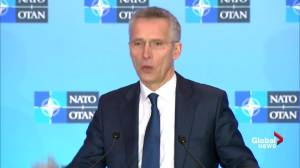 Jens Stoltenberg says NATO allies are increasing defence spending