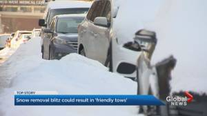 City of Toronto implements 'friendly tow' policy to clear streets