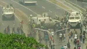 Venezuela in chaos amidst opposition uprising
