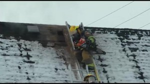Dog dies in Cobourg house fire