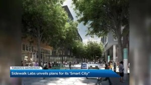 Sidewalk Labs' Smart City plan