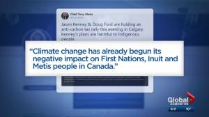 Ford, Kenney rally in Calgary against carbon tax