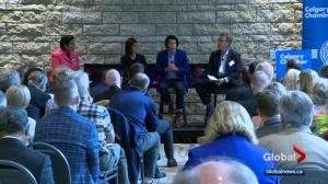 IOC faces tough questions at Calgary Chamber of Commerce