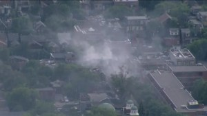 Toronto Fire Services investigating what sparked 5 alarm blaze