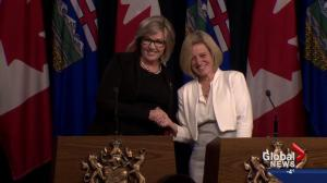 Sandra Jansen crosses floor to Alberta NDP
