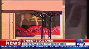 Timeline of deadly hostage siege in Sydney