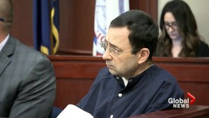 USA Gymnastics doctor Larry Nasser sentencing continues Monday after Judge extension