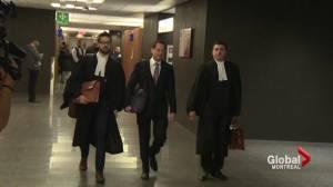 Michael Applebaum trial underway