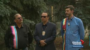 Signing of Treaty 6 commemorated in Edmonton on Friday
